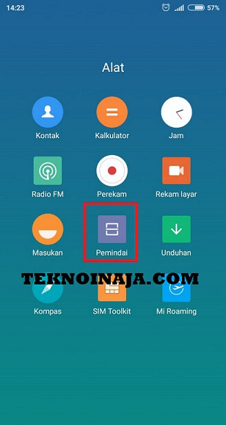 membagikan password wifi xiaomi