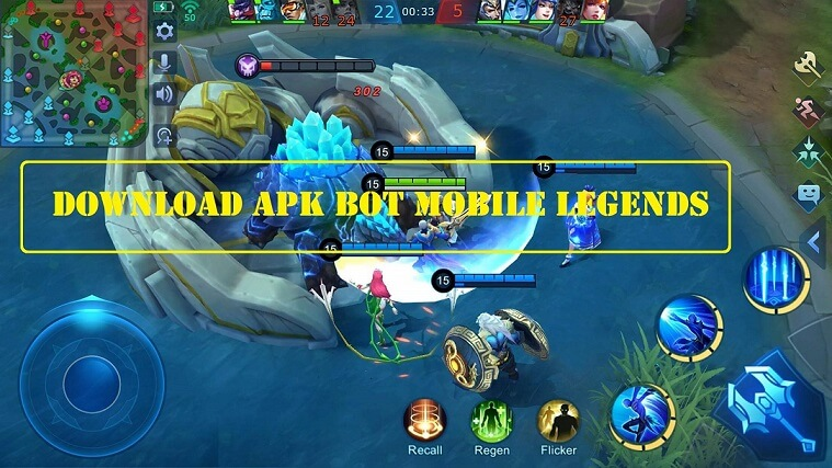 download bot permanen mobile legends