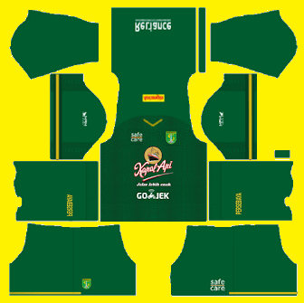 kit home dls persebaya