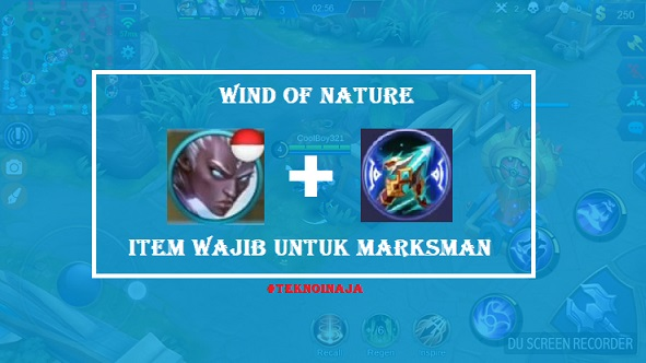 wind of nature mobile legends