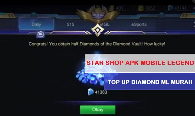 star shop apk mobile legend